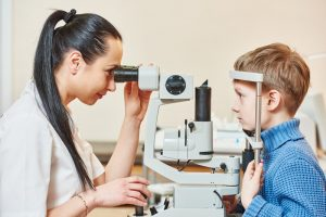 Optometry and Eye Care Services